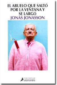 El abuelo que saltó por la ventana y se largó, Jonas