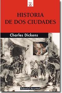 Historia de dos ciudades, Charles Dickens