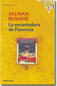 La encantadora de Florencia, Salman Rushdi