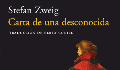 Carta de una desconocida. Stefan Zweig