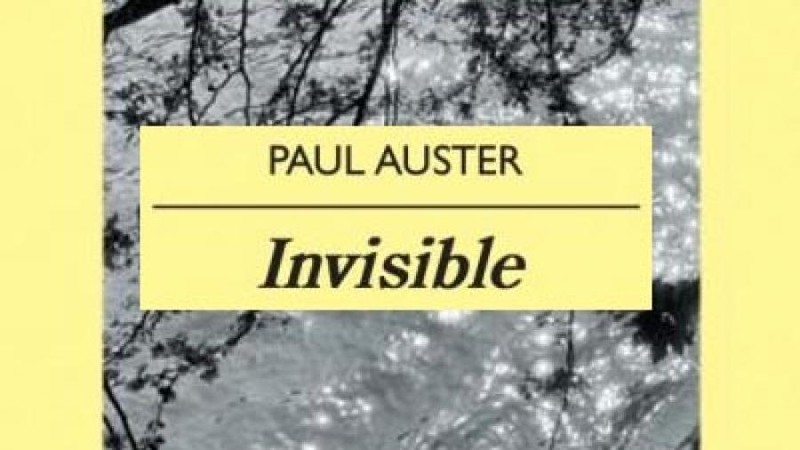 Paul Auster: Unsichtbar