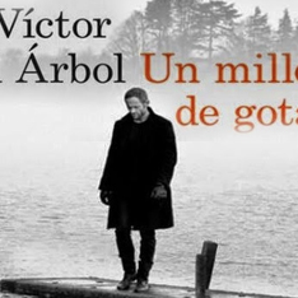 Un millón de gotas, Víctor del Árbol.