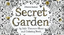 Secret Garden, Johana Basford