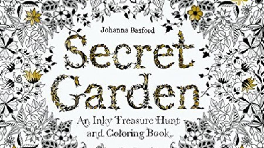 Libros para colorear de adultos. Secret Garden, Johanna Basford - Me ...