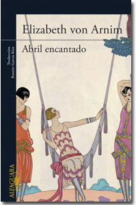 Abril encantado, Elizabeth von Arnin