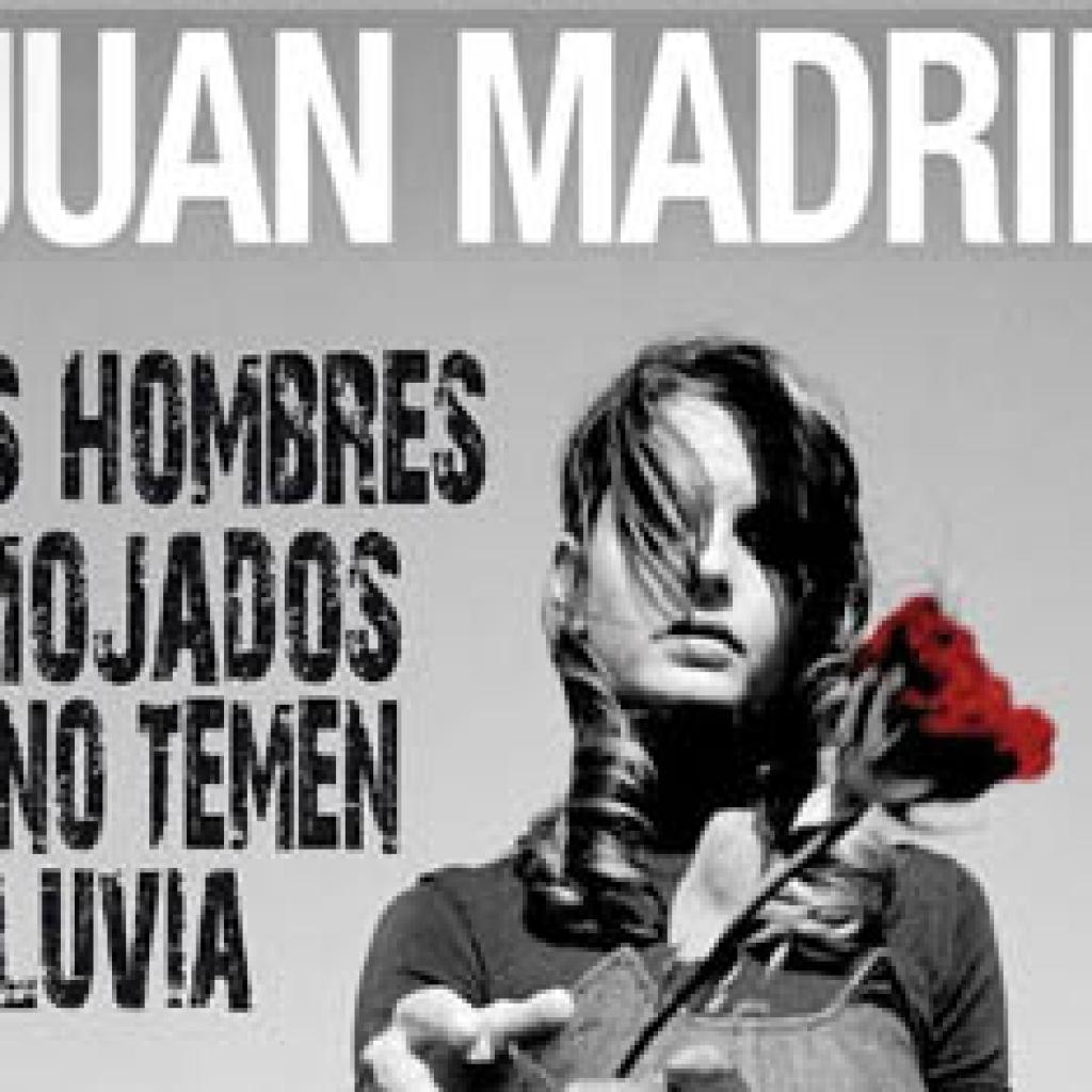 Los hombres mojados no temen la lluvia, Juan Madrid
