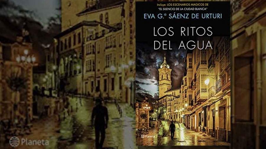 Los ritos del agua Eva García Saenz de Urturi