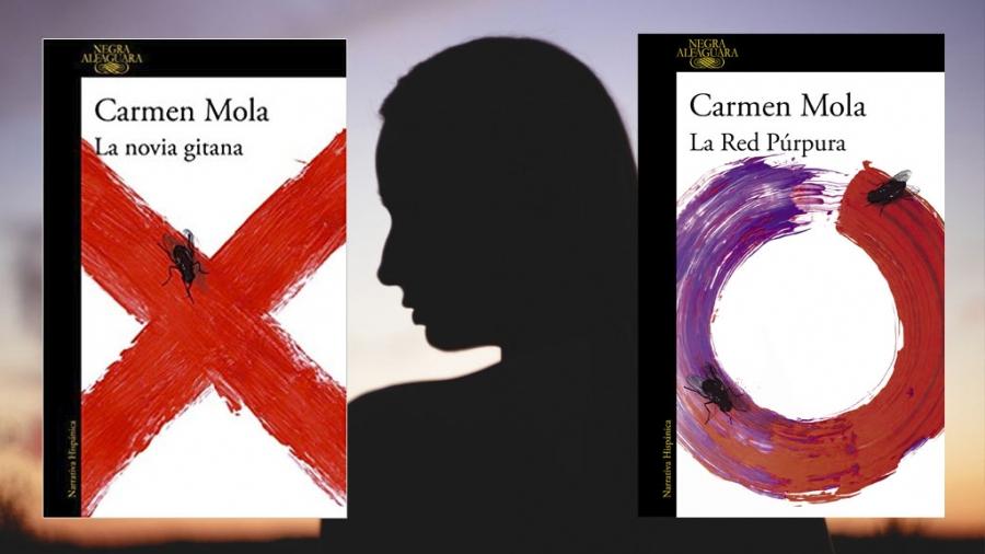 Carmen Mola. Me encanta leer
