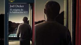 El enigma de la habitación 622, Joël Dicker. Me encanta leer.